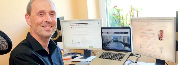 Wie man Geschäftsideen verwirklicht — WAZ Oberhausen über Concept & Coaching BREIL